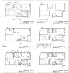 Эргономичный проект планировки квартиры