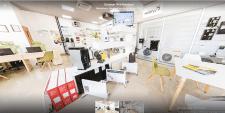 Дизайн торгового зала
