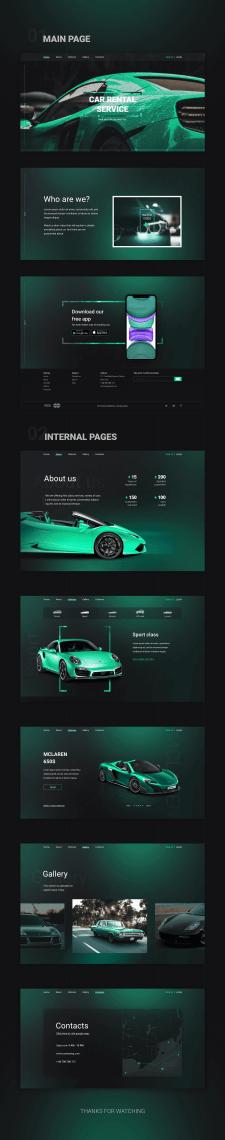 Car Rental Project