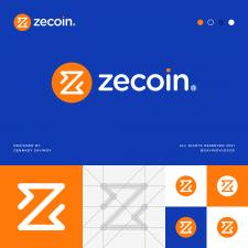 Crypto Z Letter Logo