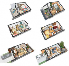 3d планування квартир