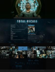 Создание дизайна: TOTAL RECALL