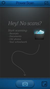 приложение для сканирования и распознавания текста