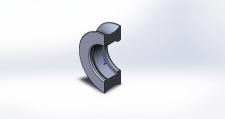 Cоздать 3D модель в программе SolidWorks