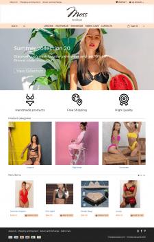 Интернет магазин Купальников и Пижам Imossboutique