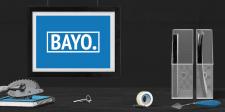 Разработка логотипа онлайн сервиса - Bayo