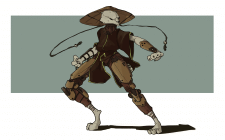 Feline character