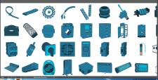 Иконки для ИМ електрооборудования