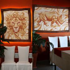 Картини для ресторану (графіка + виготовлення)