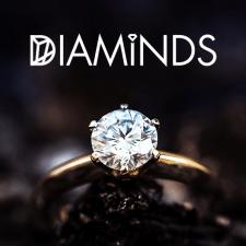 "Дизайн логотипа ""Diaminds"""
