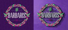 логотип BARBARIS продам