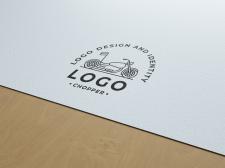 Логотип Logochopper v2