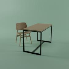 Стол лофт