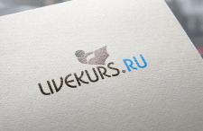 Логотип Livekurs