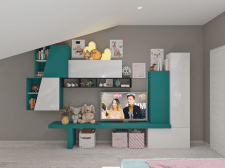 Photo Realistic Visualization Children's room