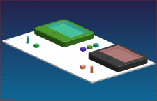 Панель NX-UG