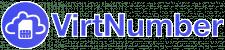 Логотип для сайта VirtNumber
