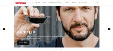 Сайт по продажи ножей