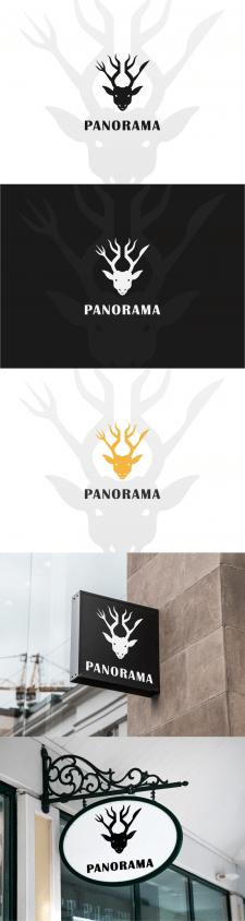 Логотип для PANORAMA на конкурс