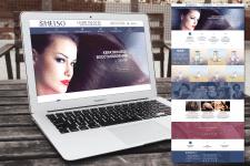 Дизайн сайта HELSO