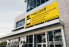 Реклама приложения такси