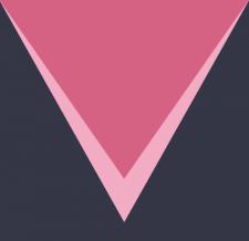 принт в розово-персиковых-бордовых тонах