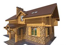 Проект реконструкції житлового будинку