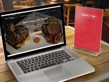 сайт для ресторана и отеля в Карловых Варах