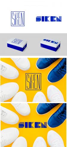 Логотип для спортивной обуви