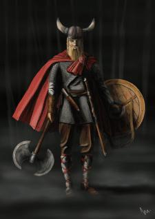 Concept Design Viking