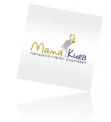 Лого для городского портала родителей - Мама Киев