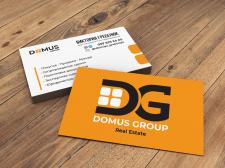 Domus Group - визитки