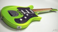 Guitar UralNew