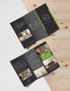 Дизайн буклету