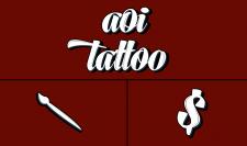 Логотип для тату-студии