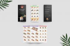Евробуклет для суши-бара
