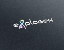 """Логотип для компании """"Explogen"""""""