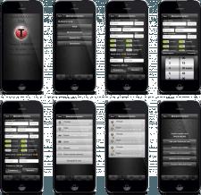 Приложение Taxi-Avenue iOS