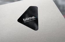 """Логотип + фир.стиль для мебельной компании """"blime"""""""