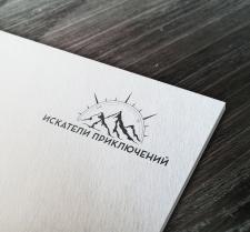 Дизайн логотипа для туристической компании