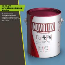 Банка для краски Novolux