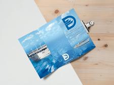 Дизайн листовки, флаера