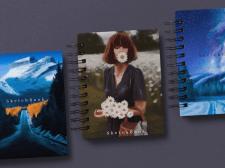 Дизайн Sketchbook