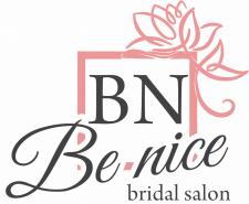 """Логотип свадебного салона """"Be nice"""""""