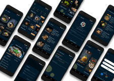 VideoCulinary app for Android