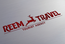 "Логотип ""Reem Travel"""