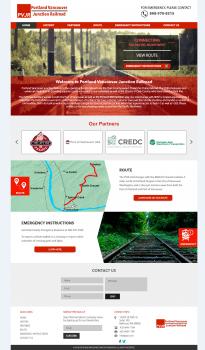 Portland Vancouver Junction Railroad