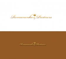 "Создание логотипа для ""Romanenko & Partners"""