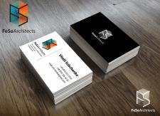 Визитки для архитектурной мастерской