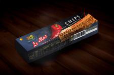 Дизайн упаковки для чипсов